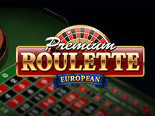 Premium Roulette European: сыграйте в рулетку онлайн